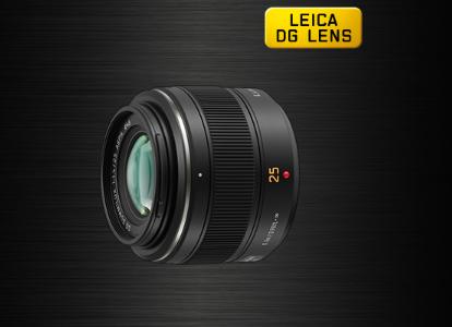 【レビュー】LEICA DG SUMMILUX 25mm / F1.4は思わず開放で使いたくなるレンズ
