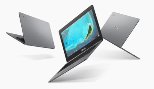 Chromebook ASUS C223NAのファーストインプレッションレビュー