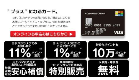 ヨドバシのクレジットカードがようやくペーパーレスに動いてくれたので早速紙の利用明細の郵送を止めた