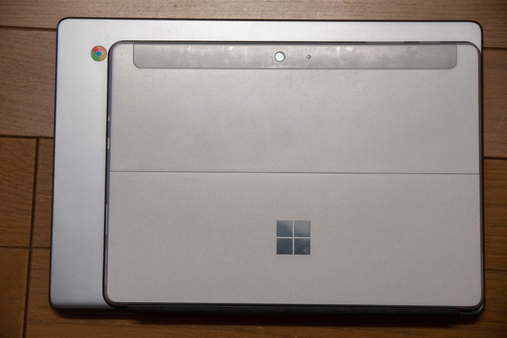 C223NAとSurface Goの比較