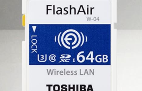 iOS13対応版のFlashAirで繋がらなかった不具合の解決策と繋がった後の挙動について