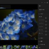 iPadのアプリだけで一眼カメラの写真を編集・現像をしようの回
