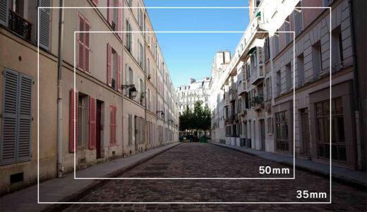 GRIIIはクロップ(35mm/50mm)でも十分な画質と画素数であるという話